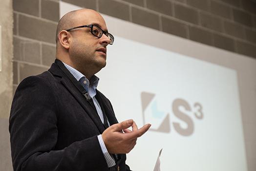 Nuno Neves hablando sobre diseño libre con fabricación aditiva