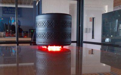 Nuevo sistema aplicable a hospitales y laboratorios capaz de eliminar los virus activos en el aire