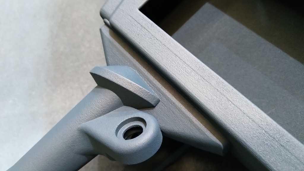 Carcasa soporte - impresión 3D - FICEPS3