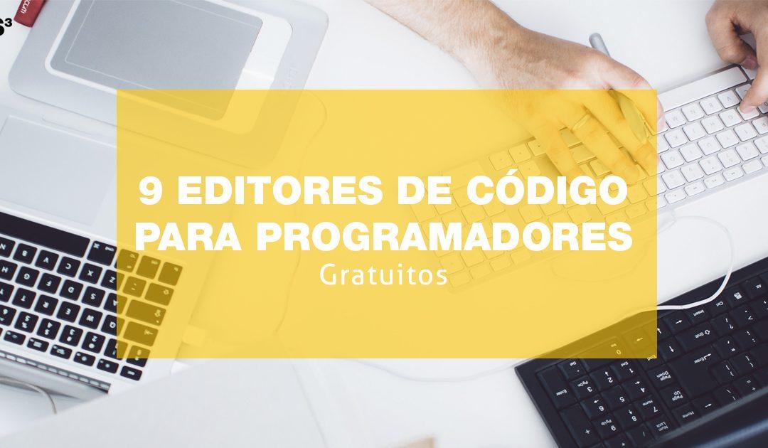 9 editors de codi gratuïts per a programadors