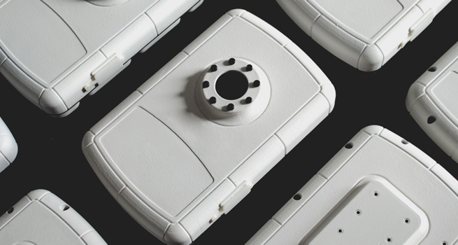 carcasa impermeable fabricada con impresión 3D en FICEP S3