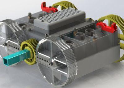 Respirador mecánico | Kuva Rakodzi Ventilator