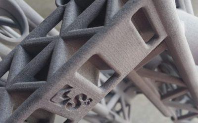 ¿Por qué no imprimimos en metal?